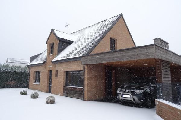 Maison Individuelle d'architecte de 153 m² à Thumeries