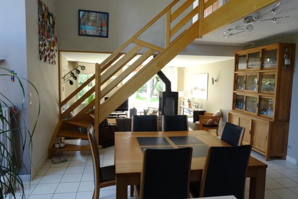 Maison individuelle d'architecte de 154 m² à LESQUIN