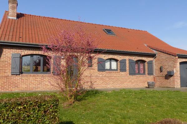Maison individuelle 161m² à BRUNEMONT (59151)
